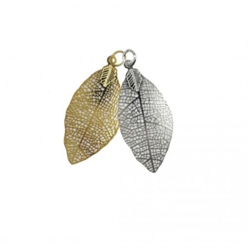 Διακοσμητικό Μεταλλικό Φύλλο Χρυσό και Ασημί
