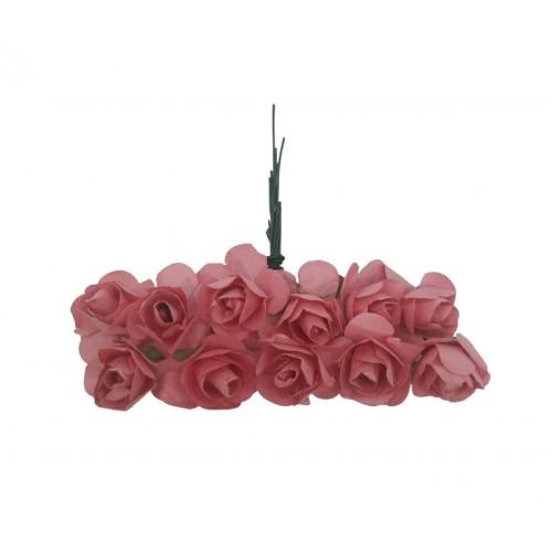 Τριαντάφυλλο Χάρτινο Σάπιο Μήλο Πακ 144τμχ