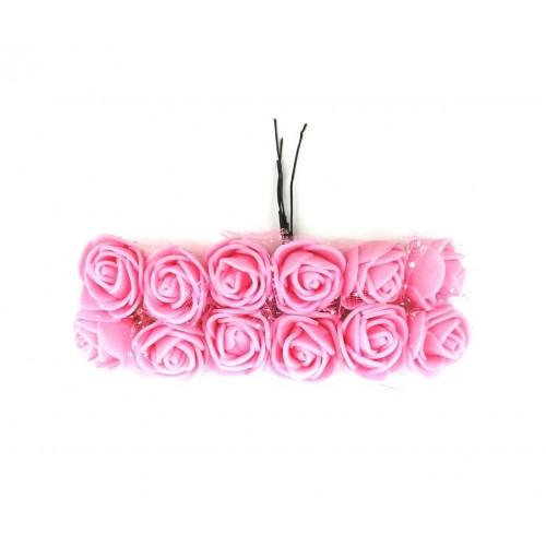 Τριαντάφυλλο Αφρώδες Ροζ Πακ 144τμχ