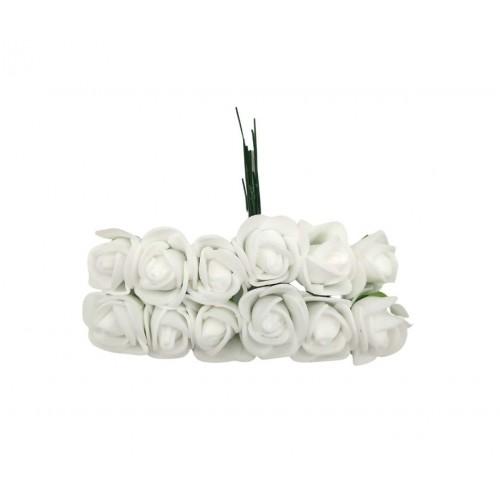 Τριαντάφυλλο Αφρώδες Λευκό Πακ 144τμχ