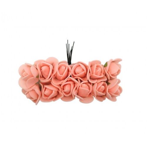 Τριαντάφυλλο Αφρώδες Σομόν Πακ 144τμχ