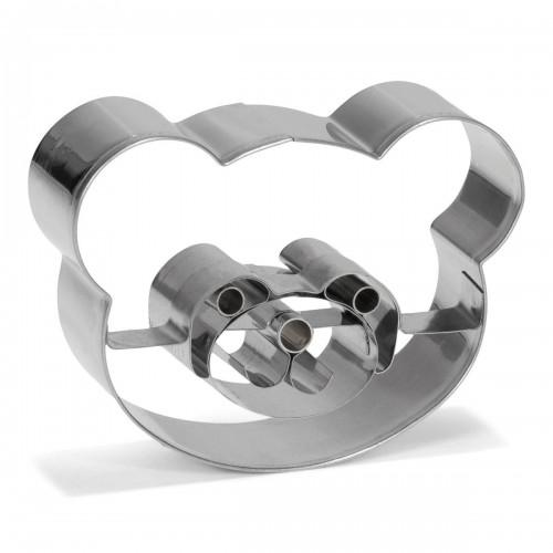 Κουπάτ Μπισκότων Panda 8cm