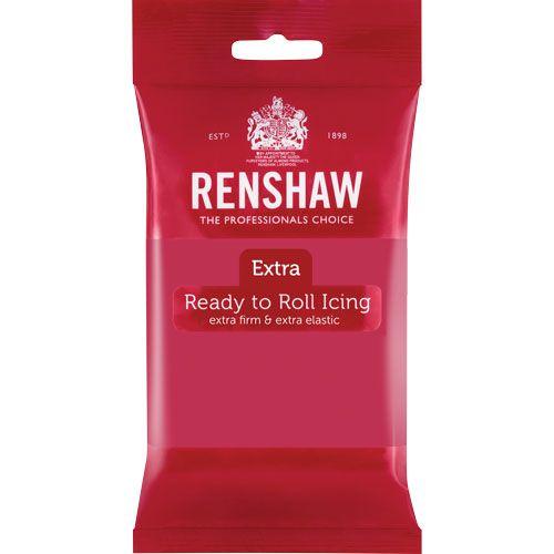 Ζαχαρόπαστα Renshaw Φούξια 250gr
