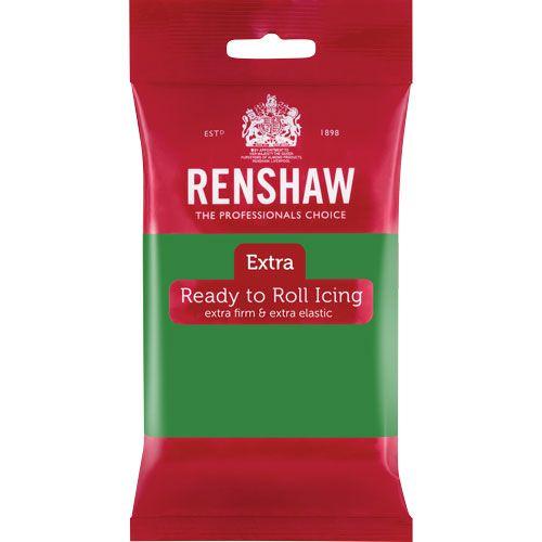 Ζαχαρόπαστα Renshaw Πράσινη 250gr
