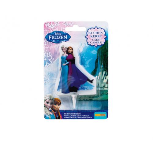 """Κερί Γενεθλίων """"Frozen"""" 2D"""