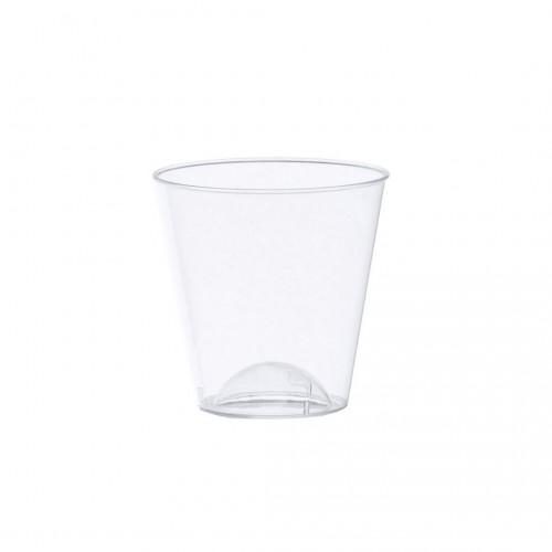 Ποτήρι Σφηνάκι Μιας Χρήσης 60ml Πακ 50τμχ