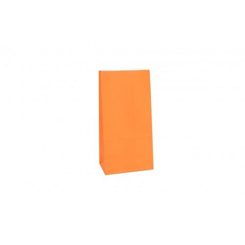 Σακουλάκι Χάρτινο Πορτοκαλί 18Χ9Χ6cm