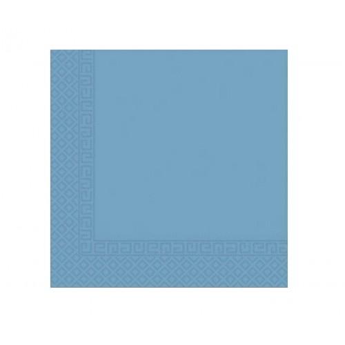 Χαρτοπετσέτα Decorata Σιέλ 33x33cm Πακ 20τμχ