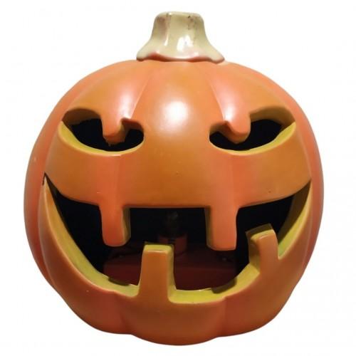 Κολοκύθα Halloween με Φως 13cm