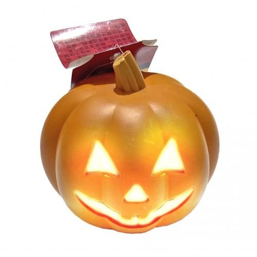 Κολοκύθα Halloween με Φως 11cm