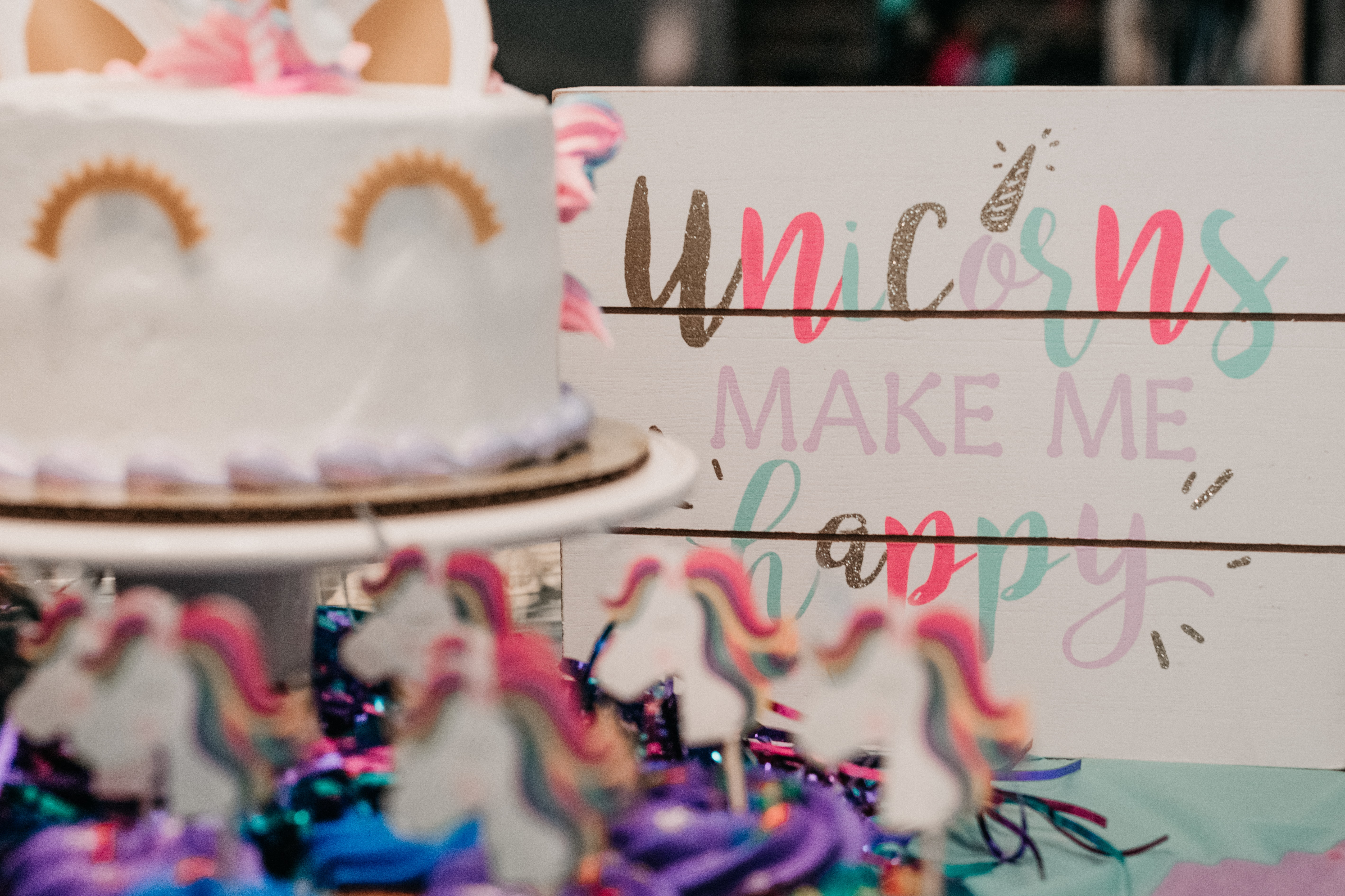 Διοργανώστε ένα αξέχαστο Unicorn Party γενεθλίων!