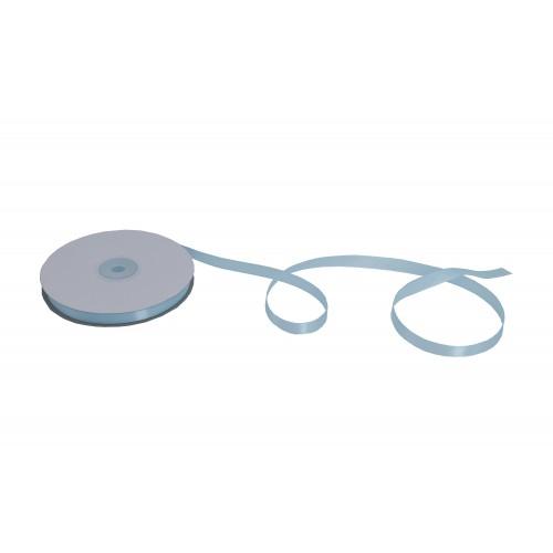 Κορδέλα Σατέν Μονής Όψης Γαλάζιο 10mmX50Y