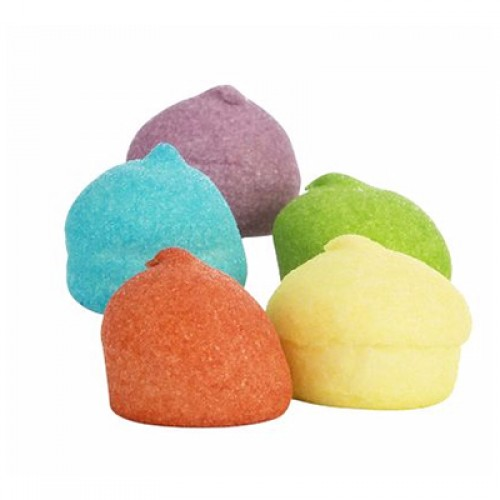 Marshmallows Γκολφ Πολύχρωμα Πακ 1kg
