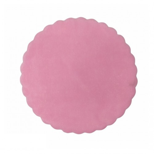 Τούλι Οργάντζα Σύννεφο Ροζ 24cm Πακ 100τμχ