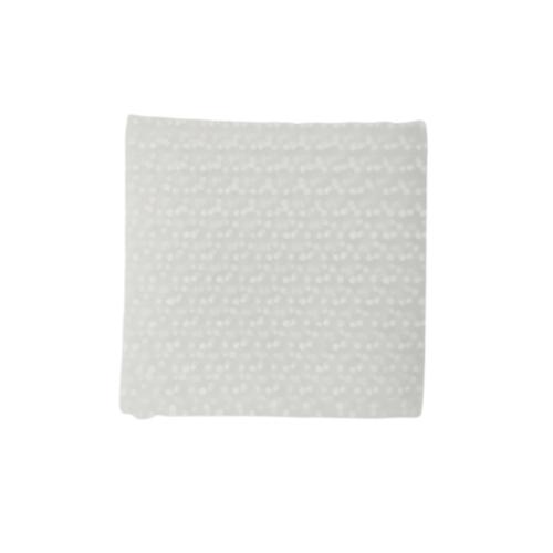 Τούλι Λευκό Πουά Πακ 100τμχ 14x14cm