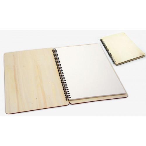 Βιβλίων Ευχών Ξύλινο 29.3x19.6cm