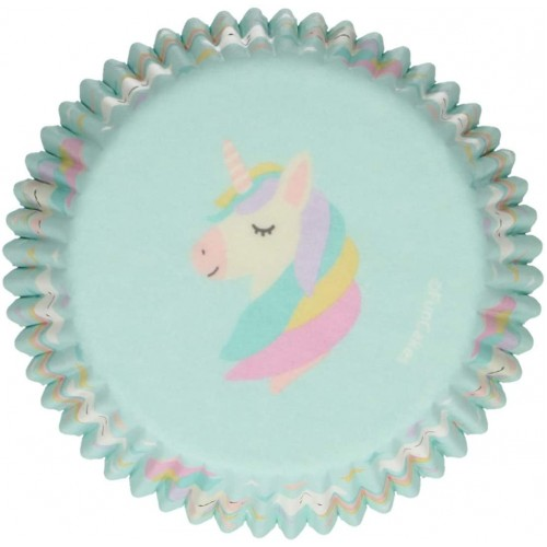 Καραμελόχαρτα Unicorn Πακ 48τμχ