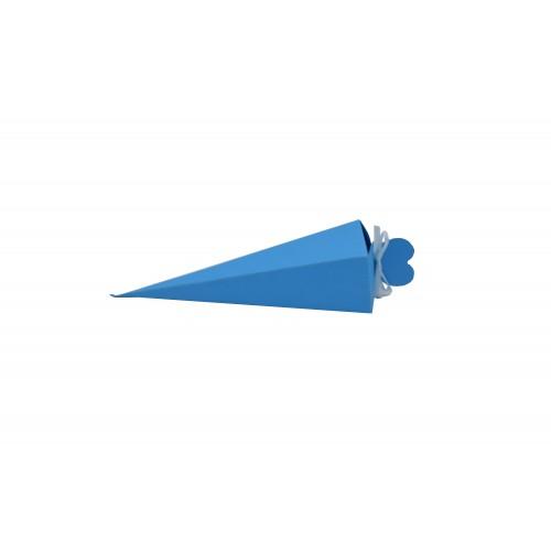 Κουτί Πυραμίδα Τυρκουάζ 15.5Χ4Χ4cm