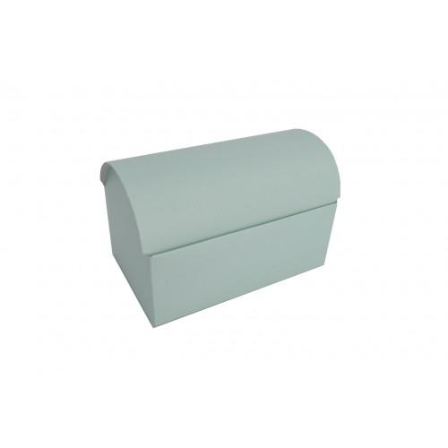 Κουτί Μπαουλάκι Σιέλ 17.5Χ10.5Χ11cm
