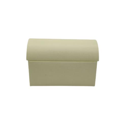 Κουτί Μπαουλάκι Εκρού 17.5Χ10.5Χ11cm